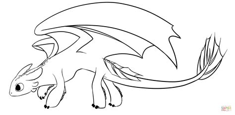 dragon coloring pages games night fury dragon coloring page free printable coloring