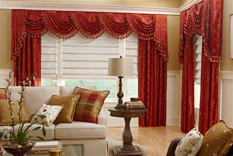 hanging swag curtains how to hang swag curtains in 6 easy steps home genius