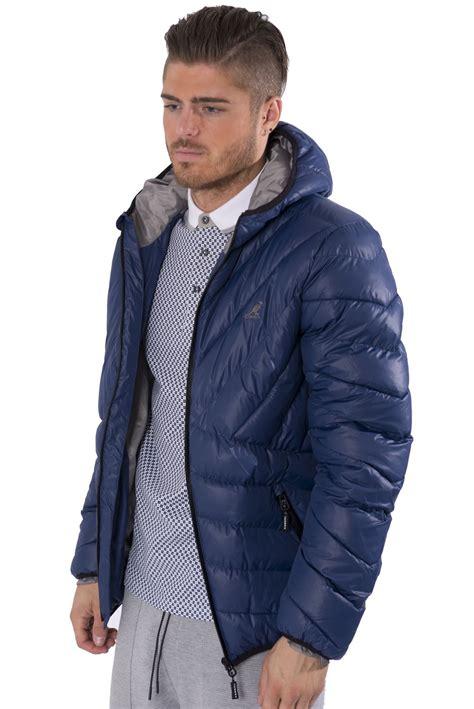 Jaket Zipper 2 This Is Sriwijaya Fc kangol mens quilted puffer zip up jacket streetwear hooded winter coat size s xl ebay