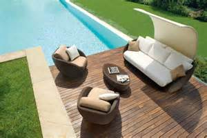 Outdoor Modern Patio Furniture Modern And All Weather Outdoor Furniture By Roberti Ratan