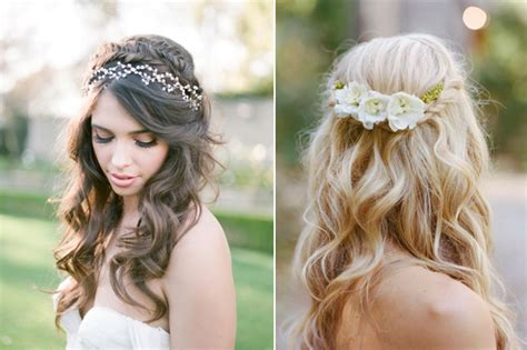 Wedding Hairstyles Half Up Half With Braid by 10 Of The Best Half Up Half Wedding Hairstyles With