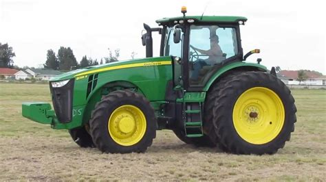 Jd S Or Mba S Make More Are Happier by Deere 8285r 4 W D Enclosed Cabin