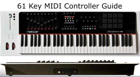 alesis vi61 keyboard and beatbox performance the best 61 key midi controller keyboards 2018 gearank