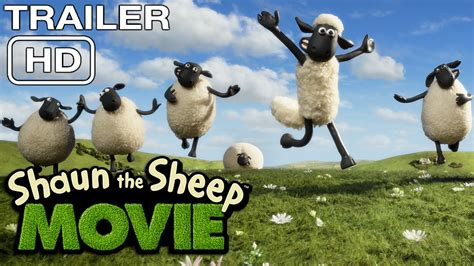 youtube film cartoon shaun the sheep shaun the sheep the movie official trailer youtube