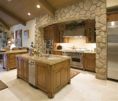 79 Custom Kitchen Island Ideas Beautiful Designs Granite Kitchen Island Ideas