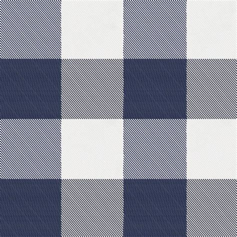 Neutral Upholstery Fabric Navy And White Buffalo Check Fabric By The Yard Navy
