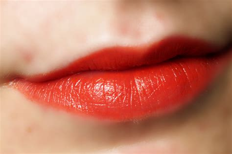 lip color n mega last lip color in purty persimmon and don