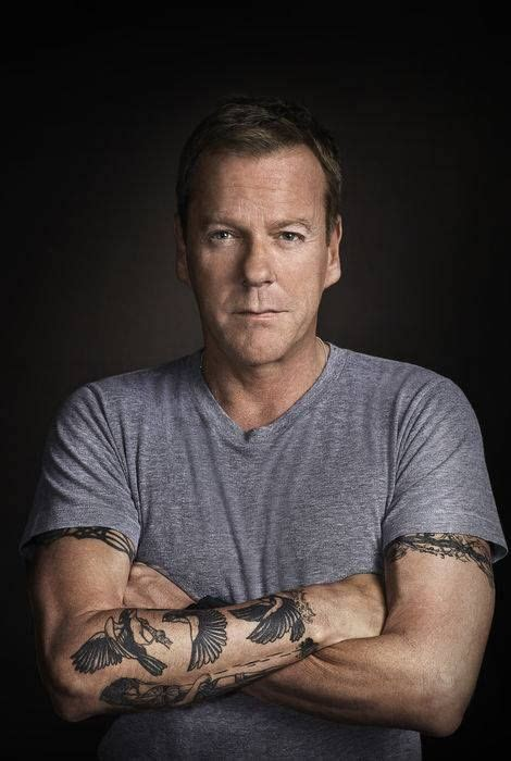 kiefer sutherland tattoos 17 best images about my favourites on kiefer