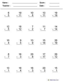 2nd grade math test worksheets pichaglobal