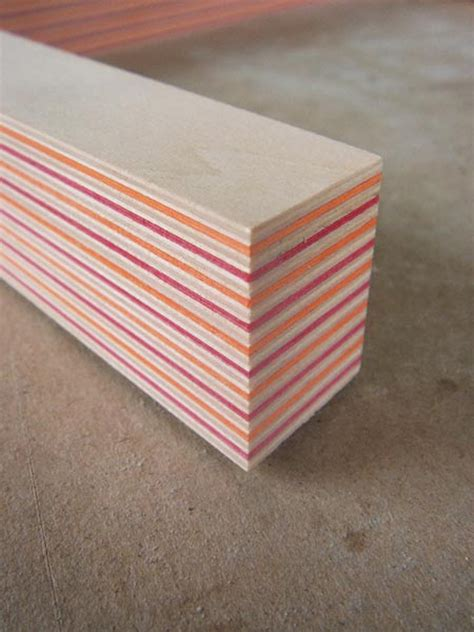Paper From Wood - designapplause paper wood stool drill design
