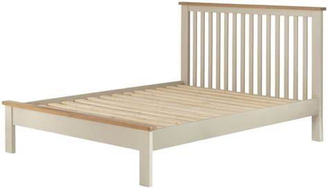 cotswold oak 5ft curved bed buy online at qd stores stratton cream 4 6 bed