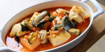 Italian Food Dinner Party - bouillabaisse recipe great british chefs