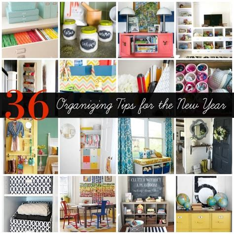 36 Tips For Getting Organized In 2016 Four Generations | 36 tips for getting organized in 2016 four generations