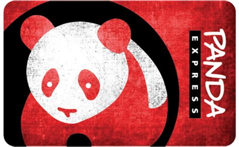 Panda Express Gift Cards - free 10 panda express gift card survey offer simple coupon deals