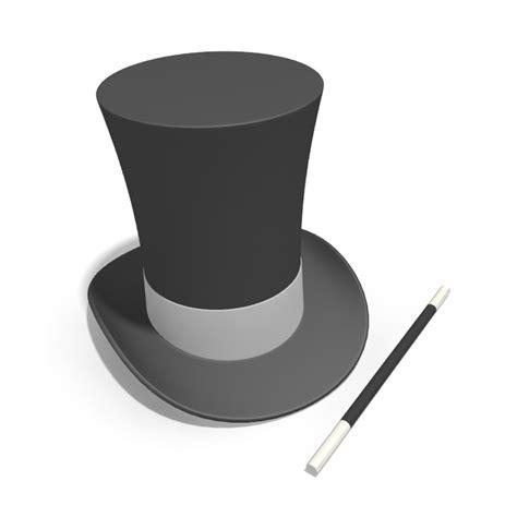 Magician Hat c4d magician hat