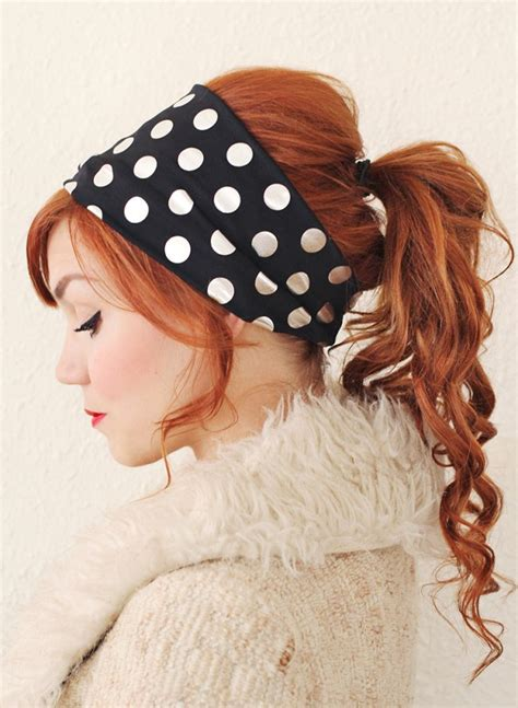 diy hairstyles with headband 25 diy hair accessories to make now everythingetsy com