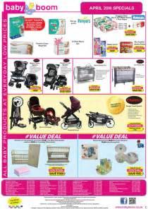 Baby Bedding Edgars Baby Boom April Specials Specials Catalogue 01 Apr 2016