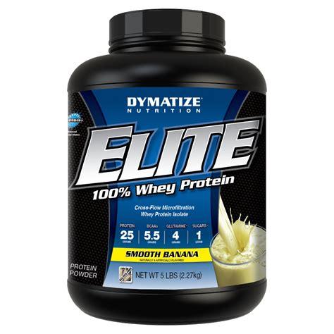 elite whey protein 5 lbs 2268g protein dymatize