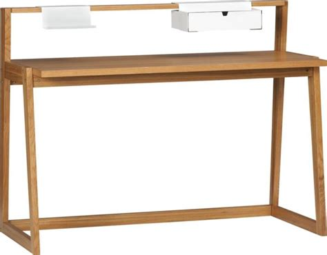 Tld Desk by Tld Desk Cb2 New House Stuff