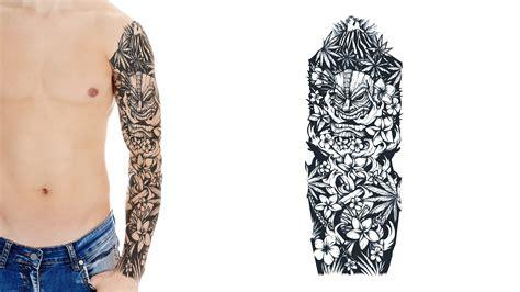 sleeve tattoo design template best tattoo design