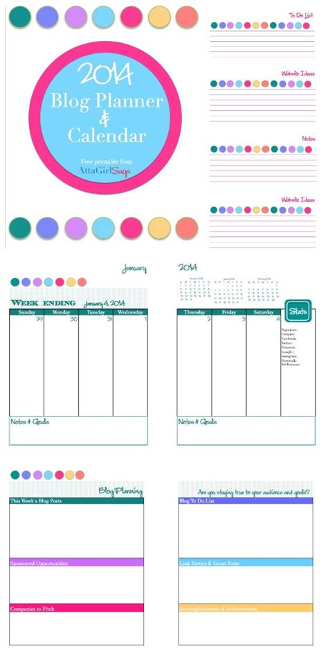 printable calendar blog 2014 free printable daily planner blog calendar blog