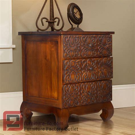 Kursi Stool Jamur Kayu Jati Akar Furniture Kursi Makan Kursi Teras nakas kamar motif batik kayu jati furniture fo