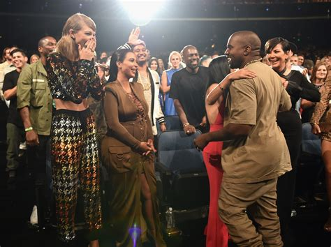 kanye west in bed kanye west appears naked in bed with taylor swift in famous video in touch weekly