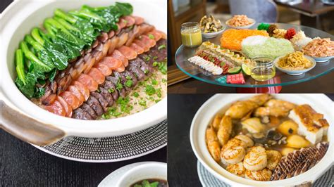 new year 2018 menu singapore new year 2018 menu highlights from racines