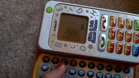 Vtech Animal Slide Phone vtech slide and talk smart phone