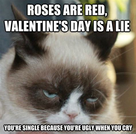 grumpy cat valentines day post your valentines day cards here the lounge