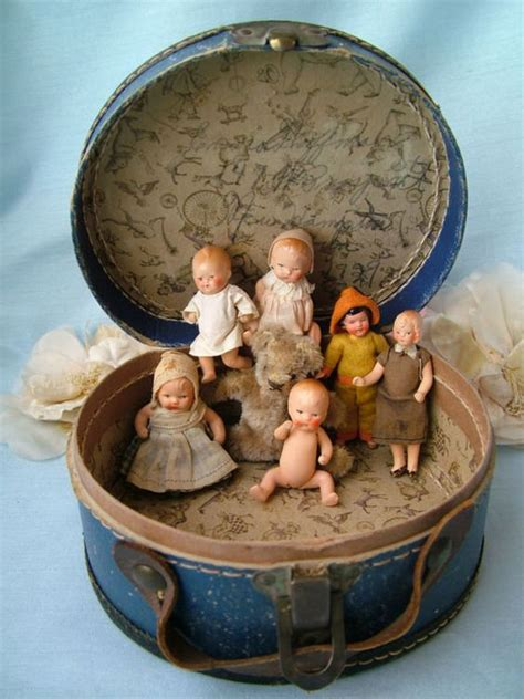 bisque doll for sale antique vtg german all bisque miniature dollhouse dolls