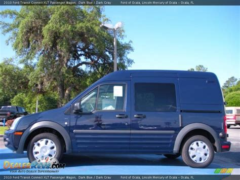 ford transit connect passenger wagon xlt 2010 ford transit connect xlt passenger wagon blue