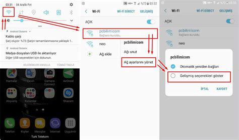 android dns android cihazlarda dns nasıl değiştirilir