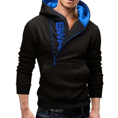 Sweater Cool s cool winter warm sweater hoodies hooded pullover sweatshirt coat jacket ebay