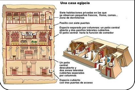 imagenes de viviendas egipcias el cuadernillo de sociales de 1 186 10 taller 03