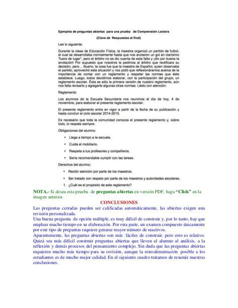 preguntas cerradas y abiertas pdf preguntas abiertas y cerradas