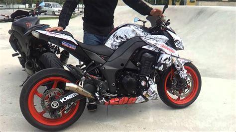 Akrapovic Evo Slip On For Ninja250 Fikarbu Z250 R25 Mt25 Rr Mono kawasaki z1000 akrapovic gp vs titanium slip on doovi