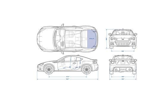 2016 Subaru Brz Vehicle Specifications Brz Mpg 2016 Brz Hp