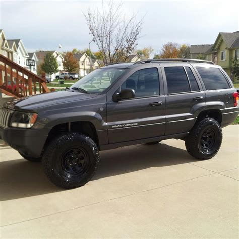 lifted jeep grand cherokee lifted 2004 wj jeepforum com