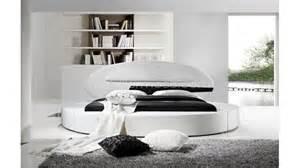 lit deux places rond