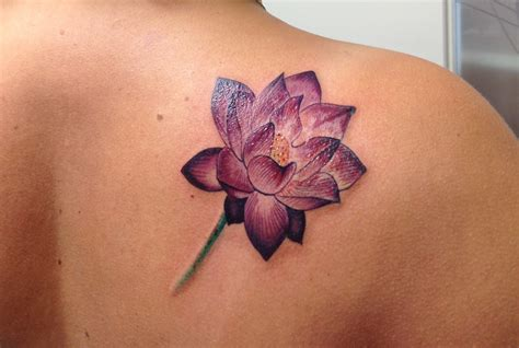 lotus flower tattoos for men 30 lotus flower tattoos design ideas for and