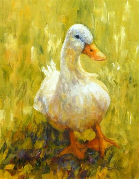 17 best images about painting ducks on pinterest old daily painting projects sunny side duck oil painting farm