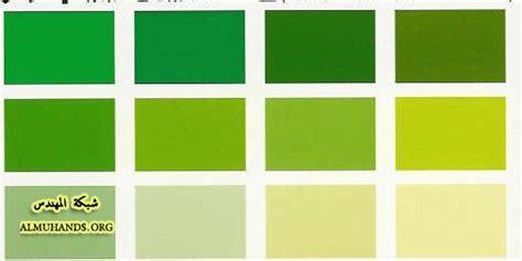 صور ديكوراتك بالالوان اللون الاخضر