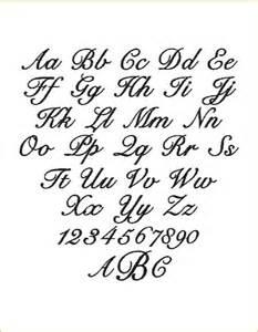 Fancy Lettering Template by Fancy Handwriting Fonts Search Fonts
