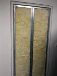 comment condamner proprement une porte avec du placo