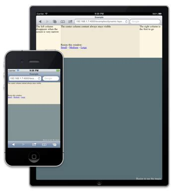 css layout iphone christopher dynamic fixed width layout with css