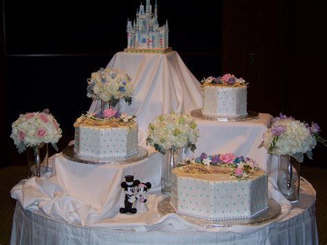 Custom Disney Wedding Cake Design   Your Fairytale Wedding