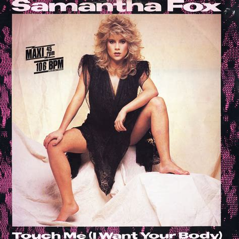 testo touch me touch me fox 1986 musica anni 80 sexi