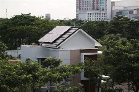 Panel Surya 2018 summarecon bekasi tawarkan rumah mungil dilengkapi panel surya