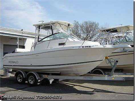 used sea pro boats for sale by owner 2005 robalo 235 wa by owner boat sales